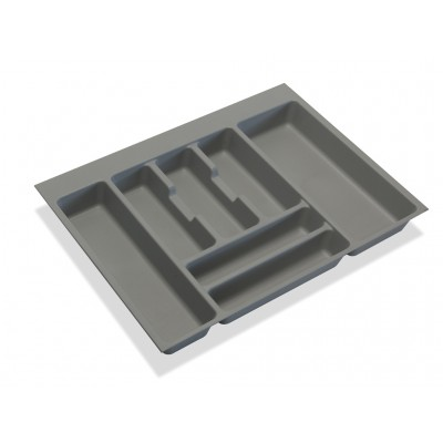 Universal cutlery tray - GREY