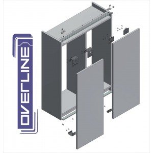 OVERLINE Sliding Door System