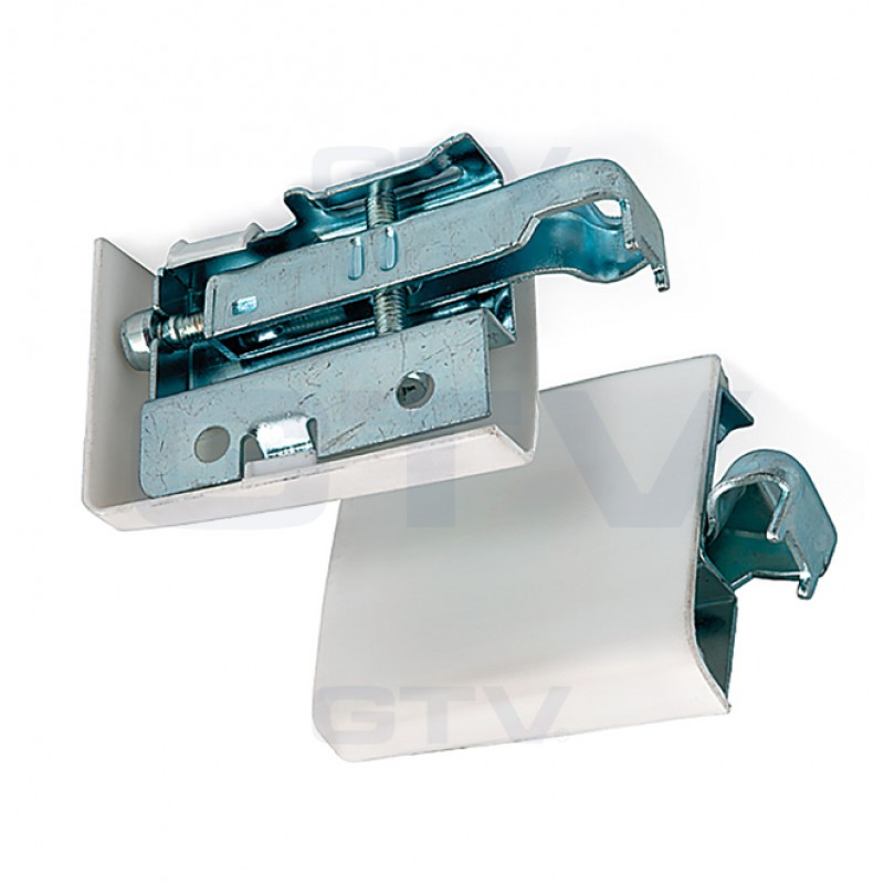 2x Kitchen cabinet hangers for wall mounted cabinets