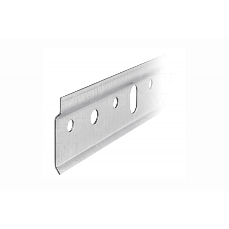 Hanging Rail for Kitchen Wall Cabinet Cupboard, Mounting Bracket Hanger 1 meter