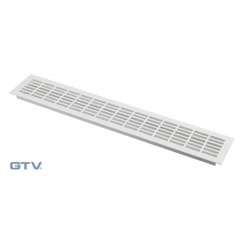 Kitchen worktop plinth heat vent grill 80X480mm