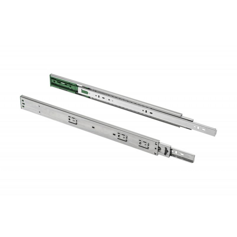 Soft Close 45mm Drawer Runners - Full Extension