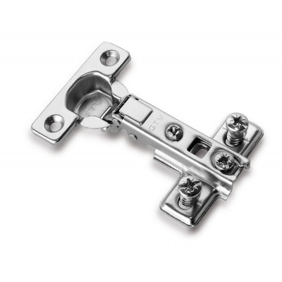 Slide On Mini Hinge GTV 26mm - Full Overlay