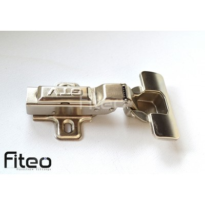 Soft Close Hinge 35mm GTV clip on - Half Overlay