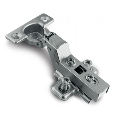 Soft Close Mini Hinge 26mm GTV clip on - Inset