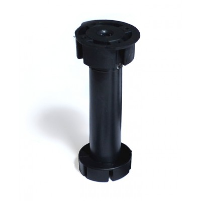 Adjustable kitchen unit plinth leg - 150mm