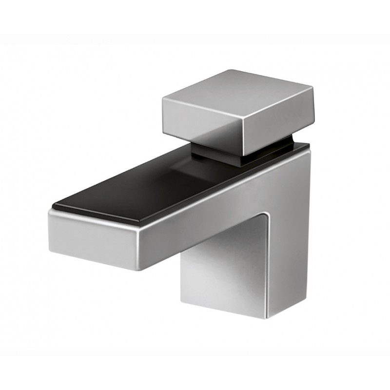Shelf support glass clamp bracket for Panel thickness up to 45mm