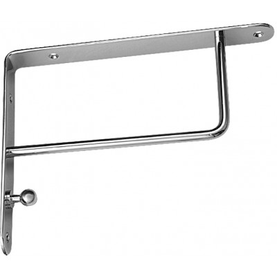 Heavy Duty Shelf Support Bracket with Hanger